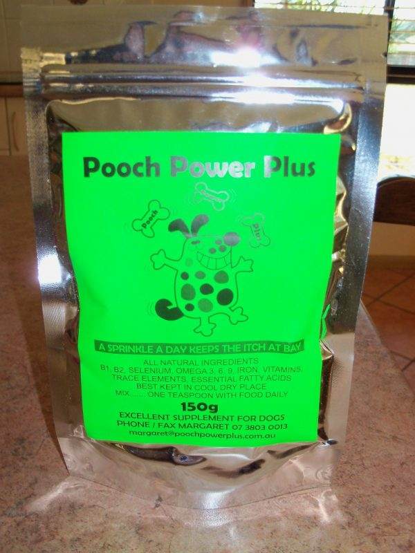 150g Pooch Power Plus
